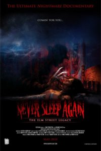 Never Sleep Again: The Elm Street Legacy poster