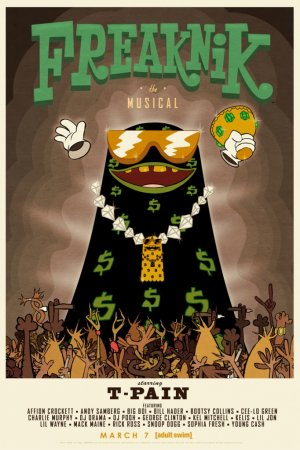 Freaknik: The Musical 682x1024