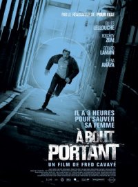 Point Blank - Aus kurzer Distanz poster