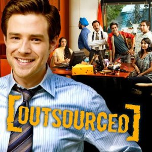 Outsourced 400x400
