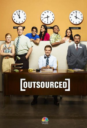Outsourced 600x882