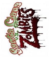 Santa Claus Versus the Zombies poster
