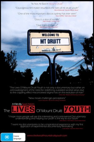 The Lives of Mount Druitt Youth Poster
