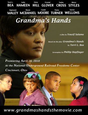 Grandma's Hands: The Movie Poster