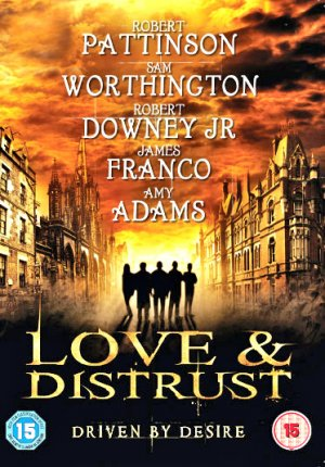 love and distrust movie poster. Love & Distrust poster. Copyright by respective production studio and/or