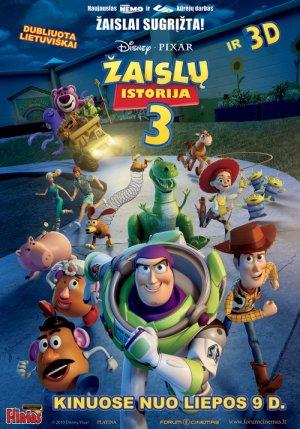 Toy Story 3 800x1143