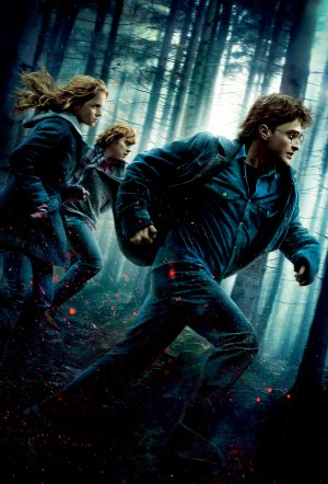 Harry Potter and the Deathly Hallows: Part I Key art