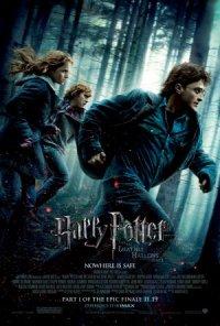 Harry Potter e os Talismãs da Morte: Parte 1 poster
