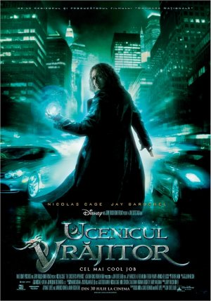The Sorcerer's Apprentice 484x692