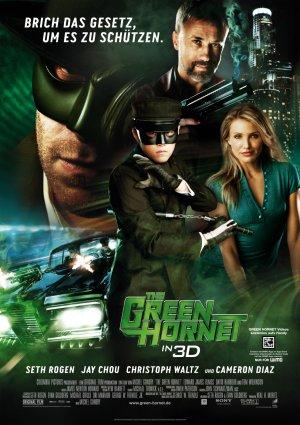 The Green Hornet 989x1400