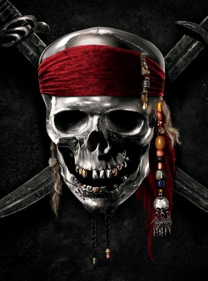 Pirates of the Caribbean: On Stranger Tides 3640x4900