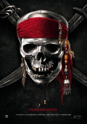 Pirates of the Caribbean: On Stranger Tides 1660x2362