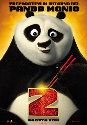 Kung Fu Panda 2 3307x4724