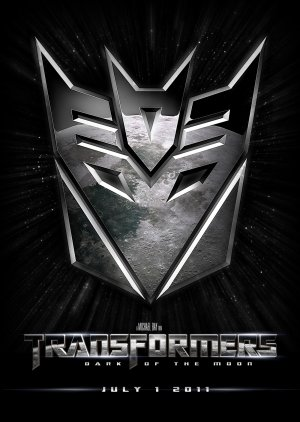 Transformers: Dark of the Moon 1300x1827