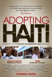 Adopting Haiti poster