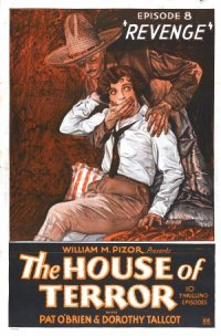 The House of Terror poster