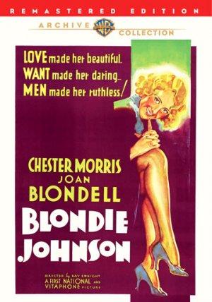 Blondie Johnson 359x512