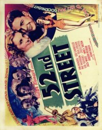 52nd Street poster