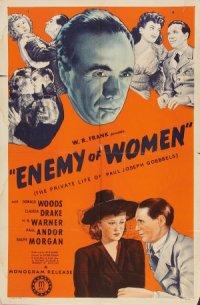 Enemy of Women poster