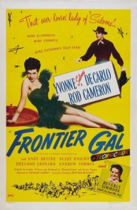 Frontier Gal poster