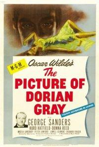 Le portrait de Dorian Gray poster