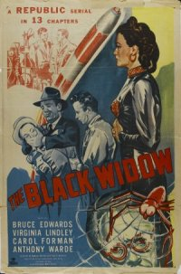 The Black Widow poster