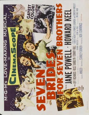 Seven Brides for Seven Brothers 724x936