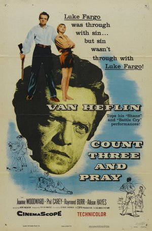 Count Three and Pray Poster