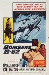 Bombers B-52 poster