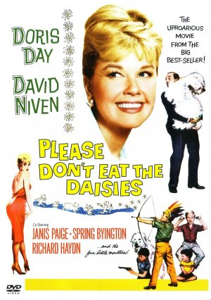 Please Don't Eat the Daisies Dvd cover