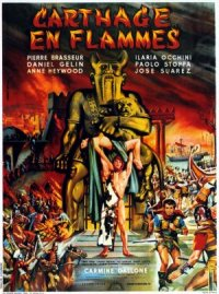 Carthage in Flames poster