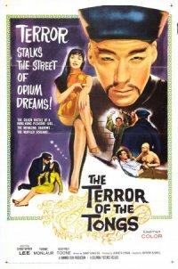 Terror of the Hatchet Men poster