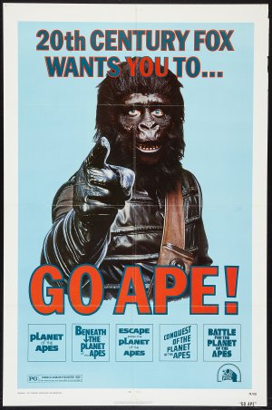 Planet of the Apes 1991x3000