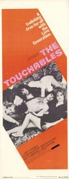 The Touchables Poster