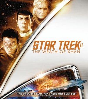 Star Trek II: The Wrath of Khan 2800x3173