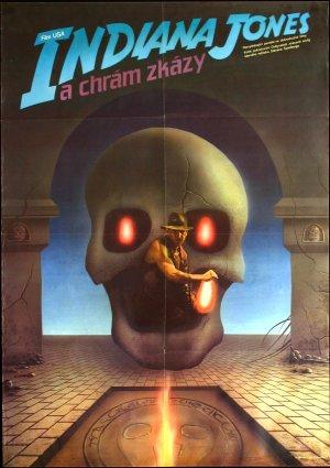 Indiana Jones and the Temple of Doom 2112x2991