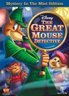 The Great Mouse Detective Cover