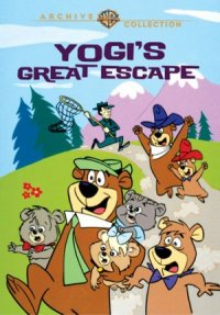 Yogi's Great Escape poster