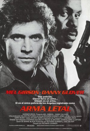 Lethal Weapon 3468x5000