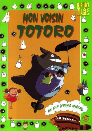 Tonari no Totoro 500x710
