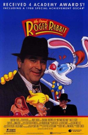 Who Framed Roger Rabbit 580x890