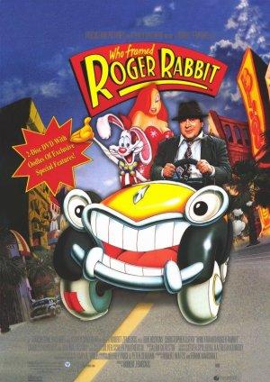 Who Framed Roger Rabbit 580x820