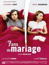 7 ans de mariage poster