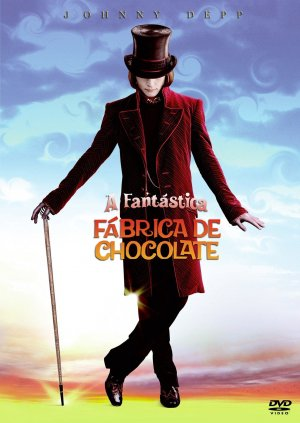 Charlie and the Chocolate Factory 1541x2175
