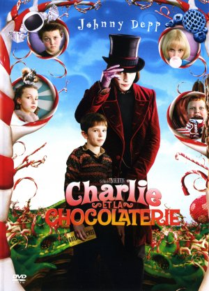 Charlie and the Chocolate Factory 2096x2919