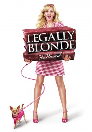 Legally Blonde: The Musical 3467x5000