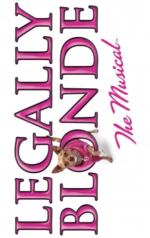Legally Blonde: The Musical 3167x5000