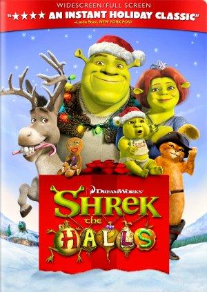 Shrek the Halls 2463x3474