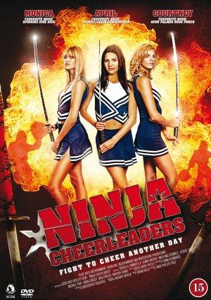 Ninja Cheerleaders 3072x4347