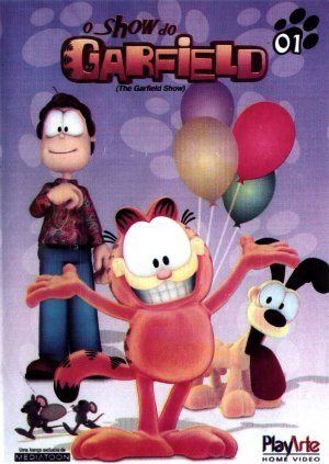 The Garfield Show 1004x1417